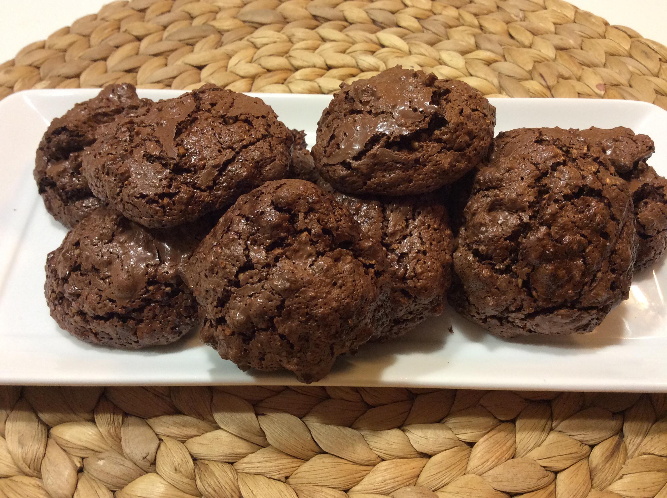 Ricetta biscotti brutti ma buoni doppia cottura