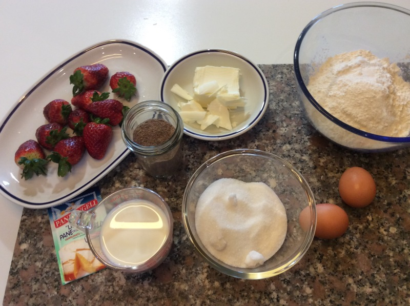 MUFFIN ALLE FRAGOLE | In cucina con Lilly