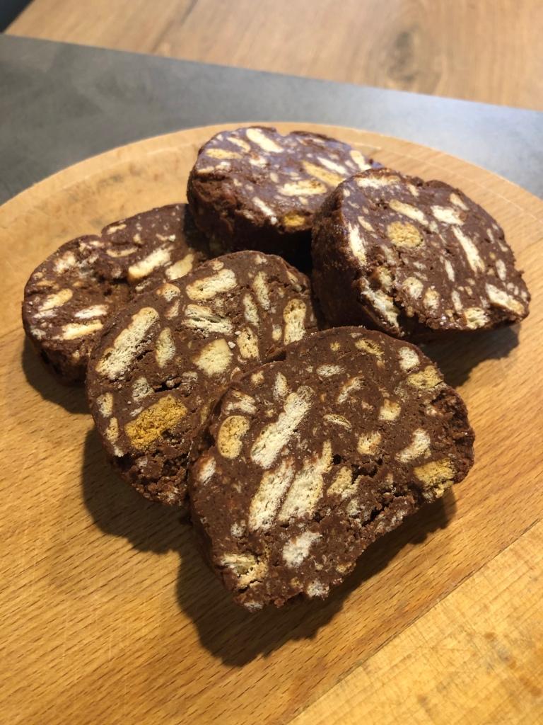 Ricetta Salame Al Cioccolato Spicchio Daglio.Lillybaz In Cucina Con Lilly Pagina 10